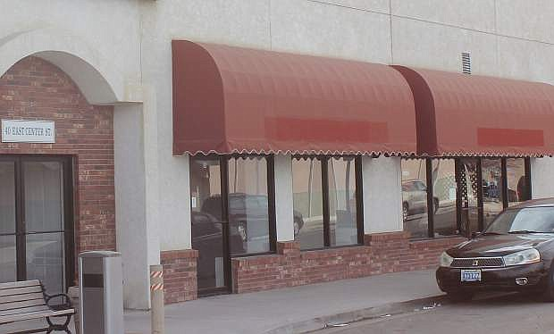The Fallon Food Hub, which is taking orders, is located on Center Street.