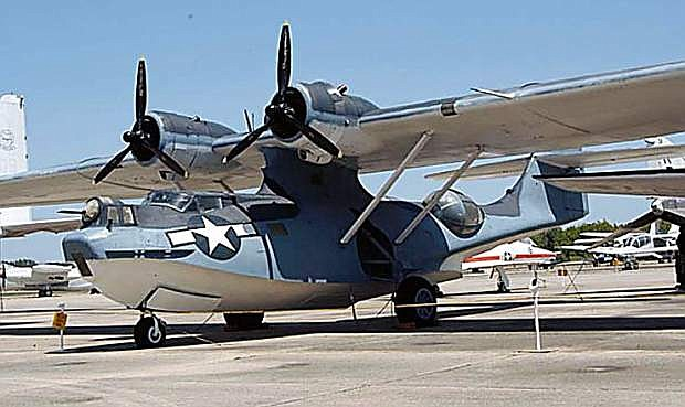 One of the most recognized aircraft in the world is the Consolidated PBY Catalina.