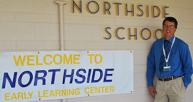 John Johnson, formerly the Churchill County Middle School vice principal, is the new principal at Northside Early Learning Center.