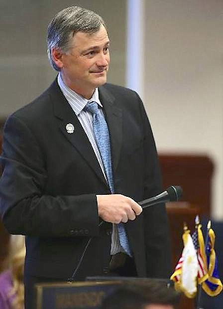 State Sen. James Settelmeyer, who represents Churchill County, is encouraging his constituents to contact him with ideas prior to the 2015 Legislature beginning.