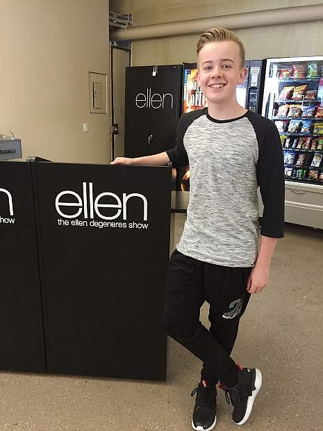 Along with making onto 'So You Think You Can Dance: The Next Generation,' Ryan Maw appeared on the Ellen DeGenerers show.