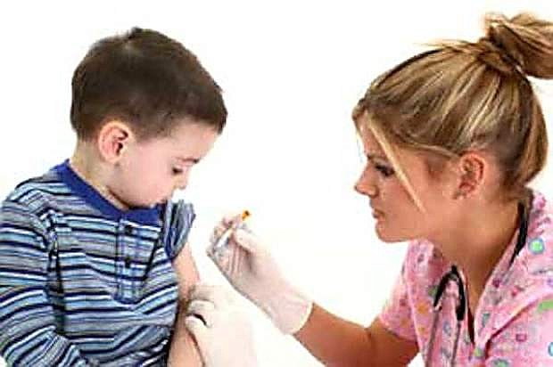 Local health officials encourage parents to have their children vaccinated for mealses.