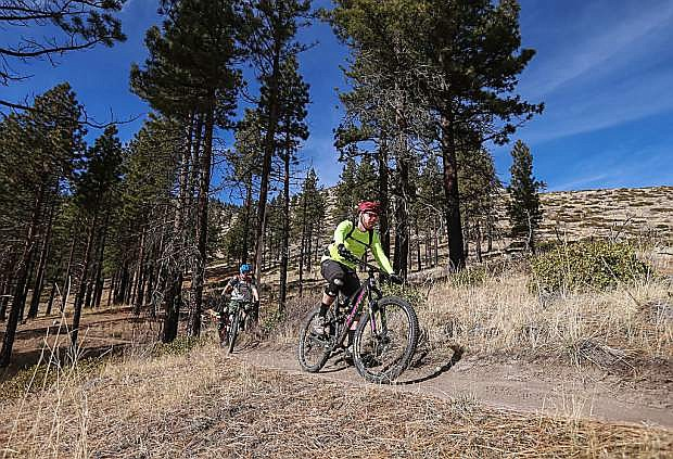 Epic Rides announced Tuesday the courses for  Carson City which will include Kings Canyon, Ash Canyon, Marlette Lake and the Tahoe Rim Trail.