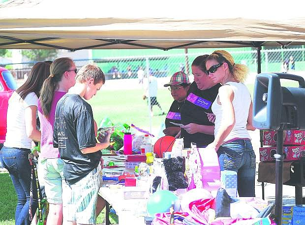 New Frontier Treatment Center and Churchill Community Coalition host their annual Fun Day on Saturday.
