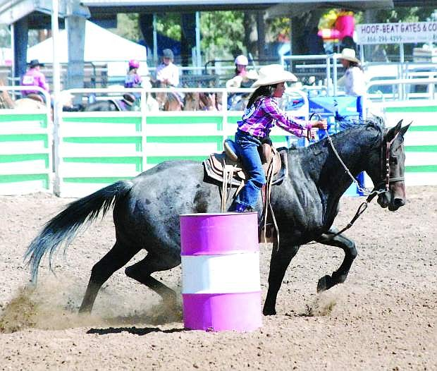 The Lions Club Junior Rodeo will run for three days, capped by the Top 10 Finals on Monday.