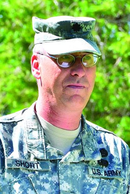 Lt. Col. Craig Short