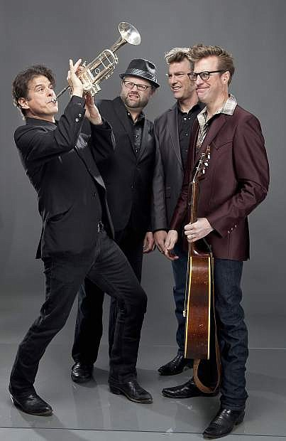 The final city concert at the Oats Park Centennial Stage will feature the Dusty 45s.