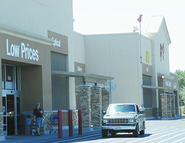 Taxable sales for General Merchandise retailers, such as Walmart, remained steady in May.