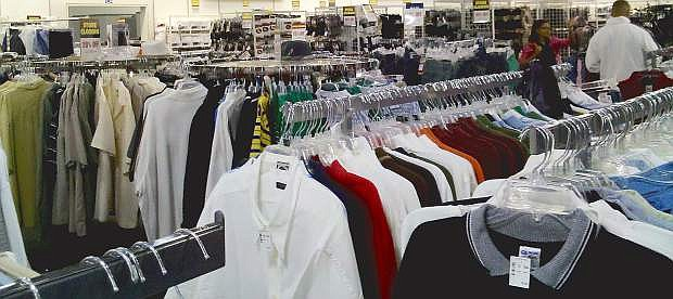 Churchill County struggled in taxable sales in February and saw a drop in Clothing Store figures.