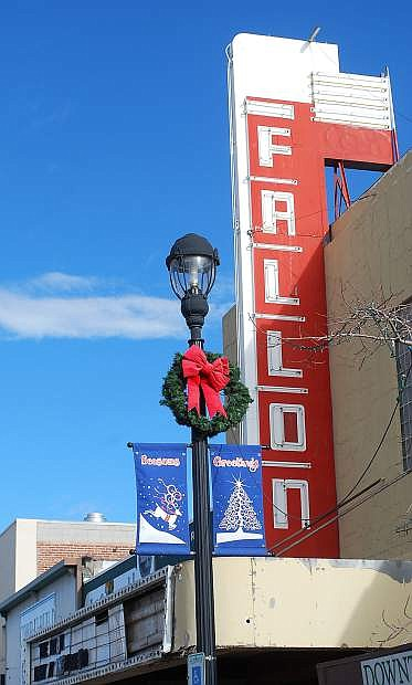 The Fallon City Council has approved the process to apply for a block grant to restore the Fallon Theater.