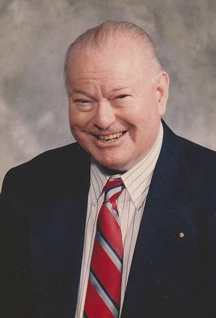 Former Mayor Mert Domonoske died during the summer.