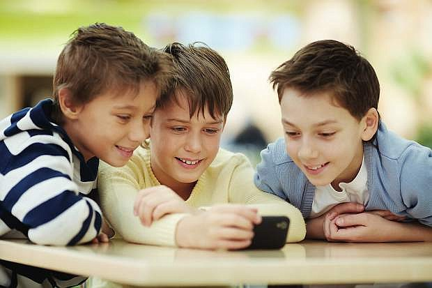 Time spent for children on digital devices has increased almost 50 percent