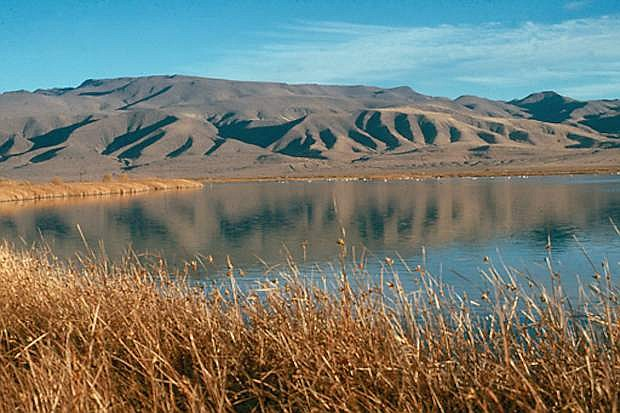 Stillwater National Wildlife Refuge east of Fallon provides recreational and educational opportunities.
