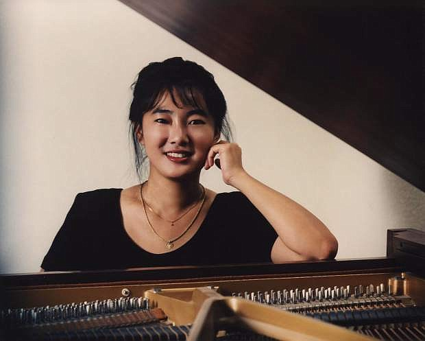 Tien Hsieh, an acclaimed pianist, is planning a Carson Valley performance Nov. 18 at the Douglas County Community Center.