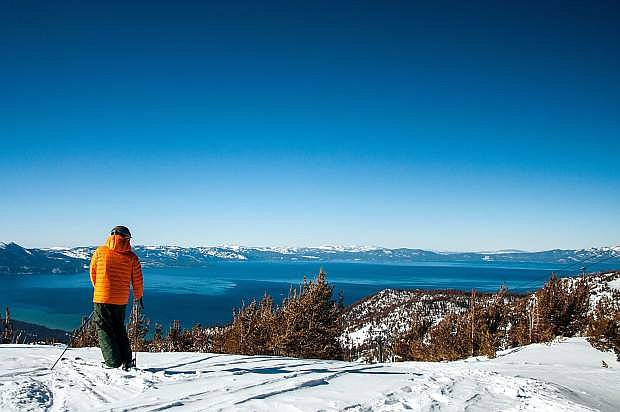 Heavenly Mountain Resort visitors can now pop in for an hour or two of work at Tahoe Mountain Lab's new coworking space.