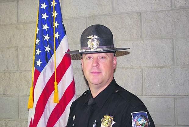 Trooper Chris Johnson