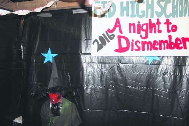 Churchill County Parks and Recreation Haunted House will be open its doors on Thursday night at the fairgrounds.