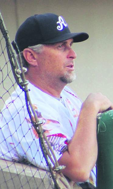 Reno Aces manager Phil Nevin is now the new third base coach for the San Francisco Giants.
