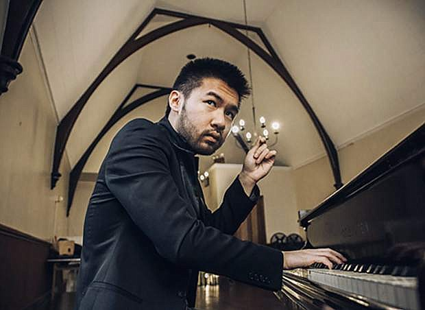 Conrad Tao will be featured in Classix Four: Temptation, put on by the Reno Philharmonic Orchestra, Feb. 13 at the Carson City Community Center.
