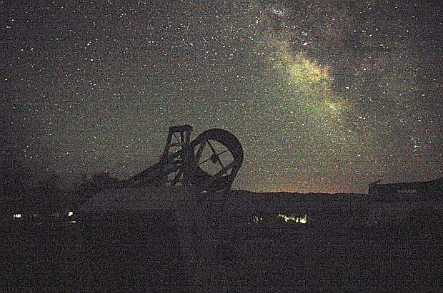 A variety of telescopes will be available to anyone who attends a star party Saturday at Washoe Lake State Park.