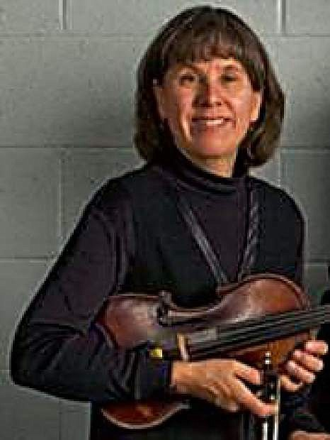 Strings of Summer with Sue Jesch of the Carson City Symphony will be at 10 a.m. July 15.