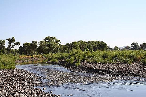 Learn about challenges surrounding the use and preservation of the Carson River on Aug. 6 at Dayton State Park.