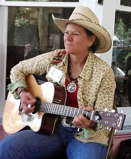Krista Jenkins and All Hat, No Cattle are bringing their country sounds to Dangberg Home Ranch Historic Park in Minden on Sunday, July 17.