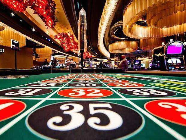 Nevada saw a major turnaround in gaming revenue in 2016.