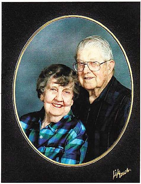 Margaret and Cecil Quinley