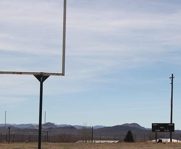 Not much exists in Gabbs, a small town located in the Nevada desert.