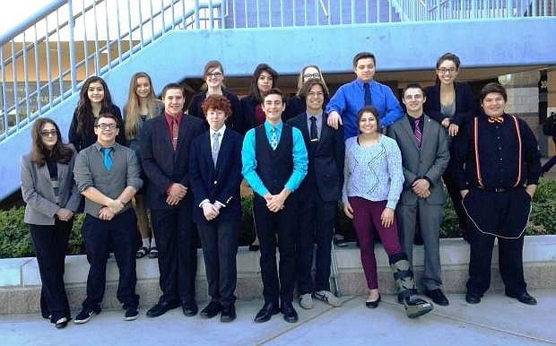 Speech and Debate Tournament at Spring Valley High School