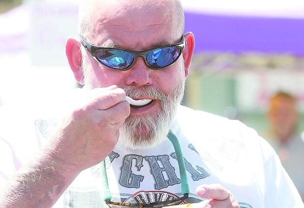 Nevada Appeal File Photo The 30th annual Chili on the Comstock will take place in Virginia City May 11-12.