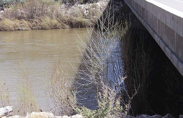 Truckee-Irrigation District said the Carson River at the Ft. Churchill bridge could be ramped up to 4,000 cubic feet per second by the end of the week.