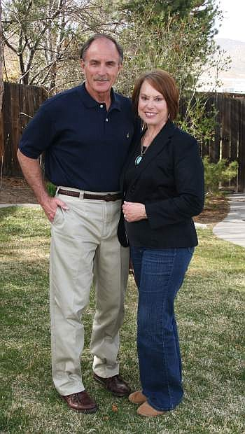 Ron and Marilee Swirczek were married for 26 years.