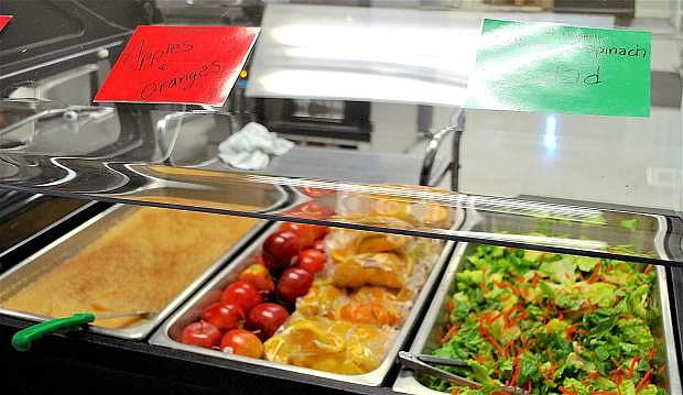 Churchill County School District will gain a new Food Services director next school year and a slight meal cost increase through its meal service provider, Chartwells.