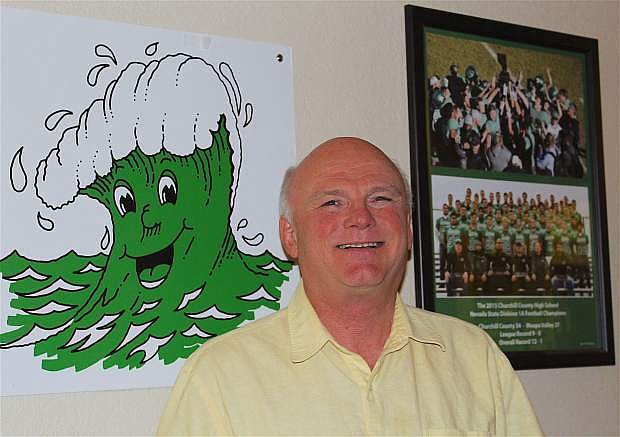 Roger Diedrichsen, owner of the Pizza Barn, is the July 4 parade grand marshal and a longtime supporter of Greenwave country.