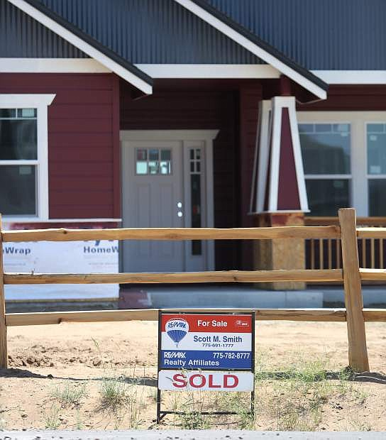 Home sales are climbing in the region along with prices.