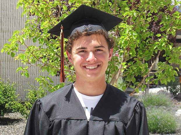 Wesley Alexander graduated from Douglas High School and aspires to develop treatments for neurological disorders.