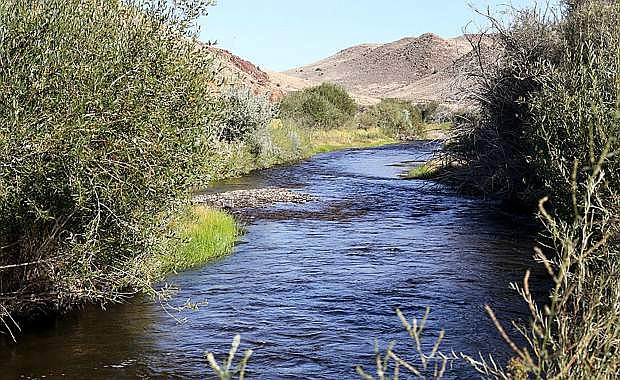The Walker River State Recreation Area will open to the public thanks to a land donation from the Walker Basin Restoration Program.