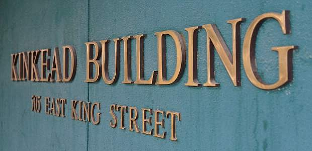 The Kinkead Building on E. King St. is being considered for demolition.