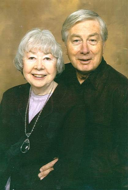 Pat and Bernie Allen recently celebrated 50 years of marriage.