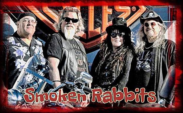 Smoken Rabbits will star in a concert to benefit veterans on Aug. 25 at Veterans Healing Camp, a nonprofit in Silver Springs.