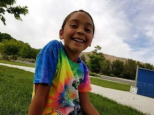 Iliana Avila, 8, is a Carson City local diagnosed with a brain tumor and the community is coming together to support the family.