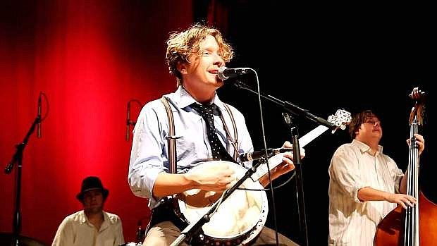 Blair Crimmins & The Hookers play in Fallon on Sept. 23.