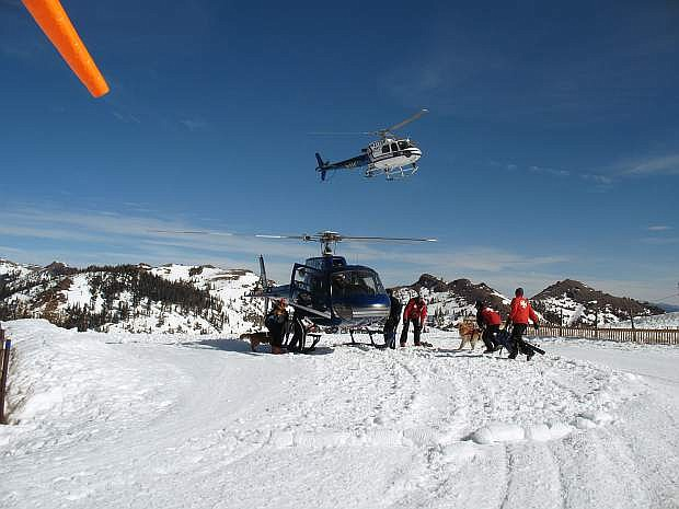 Squaw Valley Alpine Meadows has invested $4 million in new snow safety tools and technology for the 2017-18 season.