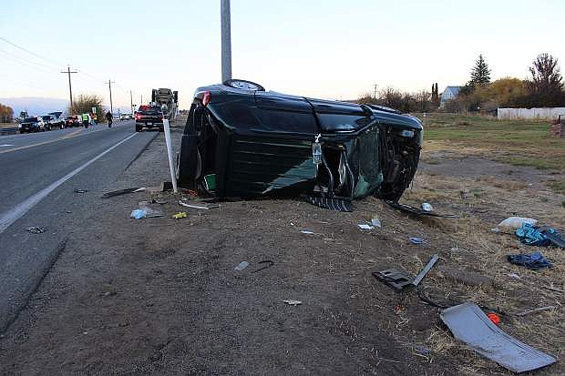 An accident in Douglas County caused two fatalities on Wednesday.