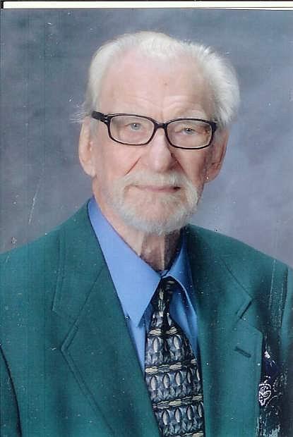 Retired college professor Charles T. Sehe.