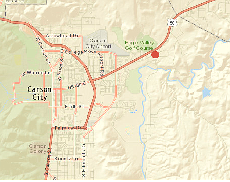 Current outage on Carson City's east side