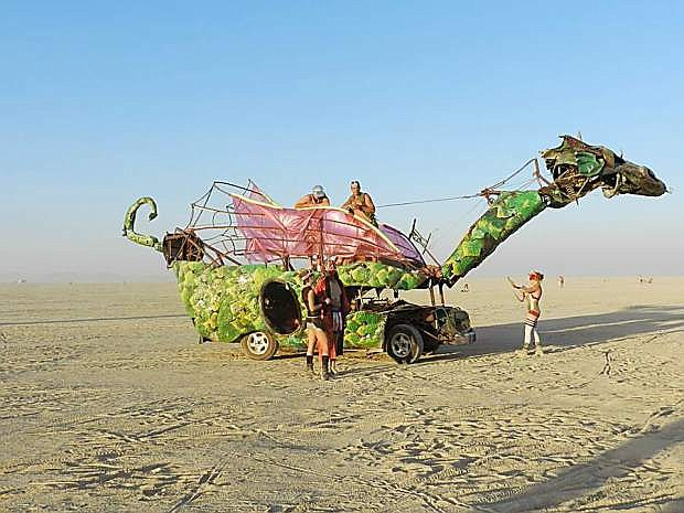 One local market that sees an increase in business from Burning Man is Whole Foods. In 2012, the store took their team members to the playa to better understand what Burners need for the event.