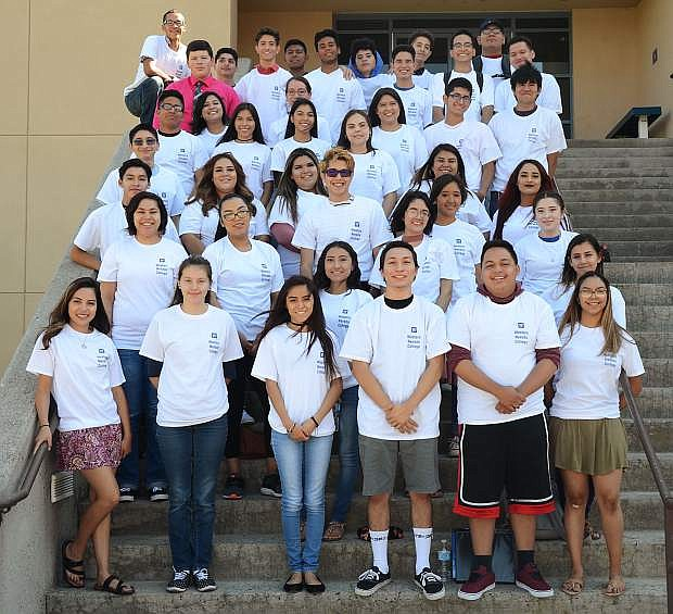 The Latino Cohort at Western Nevada College promotes enrollment, course completion and degree attainment among Latino students.